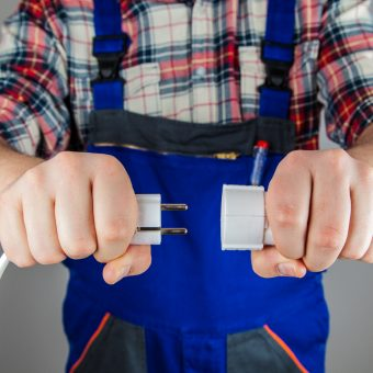 Porażenia prądem a kwestia odszkodowania